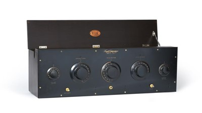 Lot 3089 - A Rare Freed-Eisemann Broadcast Receiver, Type...
