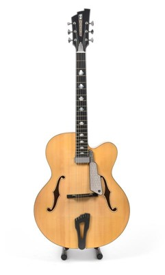 Lot 3053 - Robson Guitars Dream 17 Archtop with spruce...