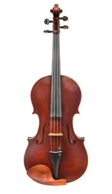 """Lot 3006 - Viola By Rowan Armour-Brown 16 1/4"""" two piece..."""