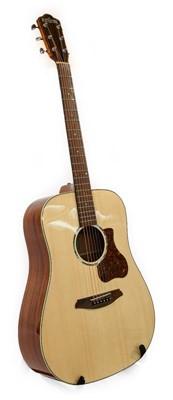 Lot 3048 - Rathbone P-5 Custom Acoustic Guitar...