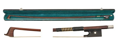 Lot 3031 - Violin Bow By The Makers W E Hill & Son...