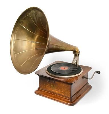 Lot 3080 - A Rare Columbia Women's-League Model Horn...