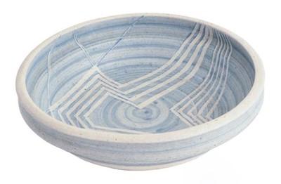 Lot 2030 - Victor Priem (Latvian, 1925-1989): A Stoneware...