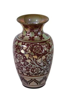 Lot 2015 - A Pilkington's Royal Lancastrian Lustre Vase,...