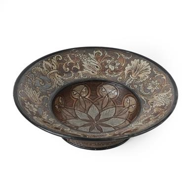 Lot 2007 - A Martin Brothers Stoneware Bowl, by Robert...