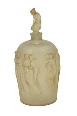 Lot 2053 - René Lalique (French, 1860-1945): A Frosted...
