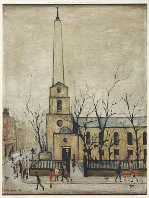 Lot 3002 - After Laurence Stephen Lowry RBA, RA (1887-1976)