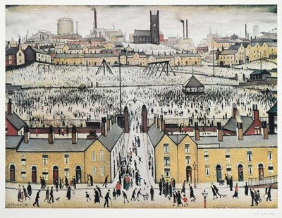 Lot 3006 - After Laurence Stephen Lowry RBA, RA (1887-1976)