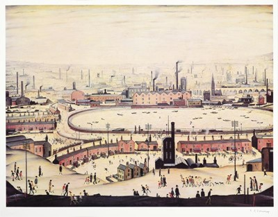Lot 3007 - After Laurence Stephen Lowry RBA, RA (1887-1976)