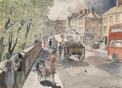 Lot 3082 - Frederick (Fred) Cecil Jones RBA (1891-1966)