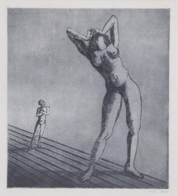 Lot 3025 - Peter Laszlo Peri (1899-1967)