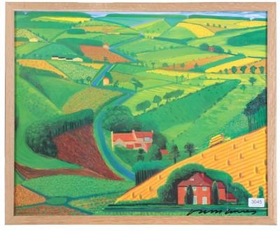 Lot 3045 - After David Hockney OM, CH, RA (b.1937)