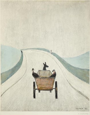 Lot 3000 - After Laurence Stephen Lowry