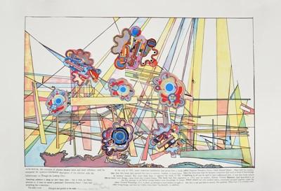 Lot 3033 - Sir Eduardo Paolozzi CBE,  RA (1924-2005)