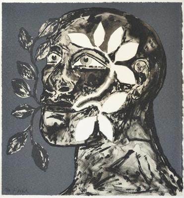 Lot 3022 - Dame Elisabeth Frink CH, DBE, RA (1930-1993)