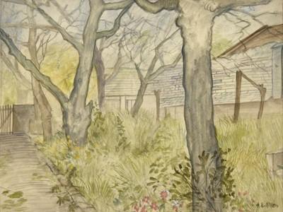 Lot 3065 - Harry Epworth Allen RBA, PS (1894-1958)