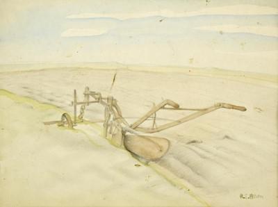 Lot 3070 - Harry Epworth Allen RBA, PS (1894-1958)