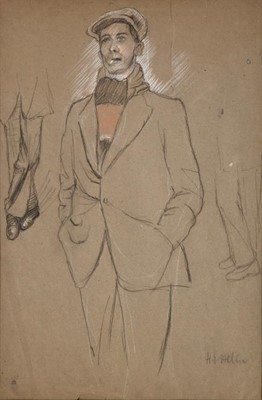 Lot 3077 - Harry Epworth Allen RBA, PS (1894-1958)