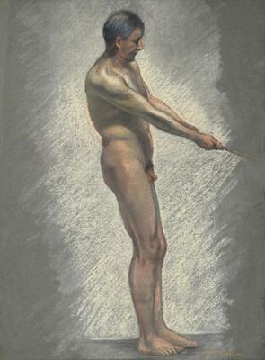 Lot 3076 - Harry Epworth Allen RBA, PS (1894-1958)