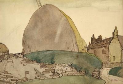 Lot 3071 - Harry Epworth Allen RBA, PS (1894-1958)