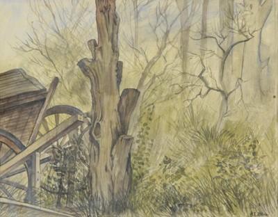 Lot 3069 - Harry Epworth Allen RBA, PS (1894-1958)