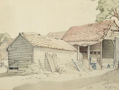 Lot 3064 - Harry Epworth Allen RBA, PS (1894-1958)