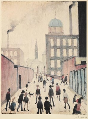 Lot 3004 - After Laurence Stephen Lowry RBA, RA (1887-1976)