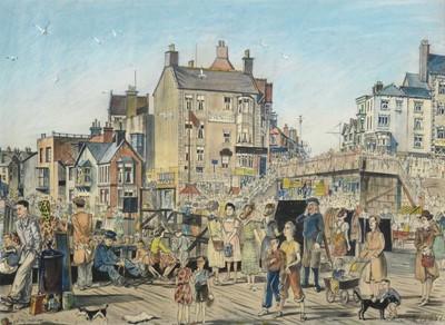 Lot 3083 - Frederick (Fred) Cecil Jones RBA (1891-1966)