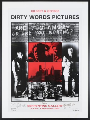 Lot 3050 - After Gilbert and George (b.1943 & 1942)