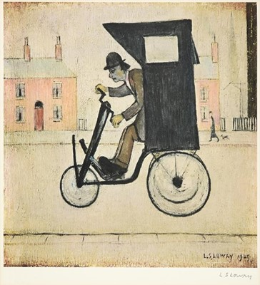 Lot 3001 - After Laurence Stephen Lowry RBA, RA (1887-1976)