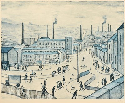 Lot 3005 - After Laurence Stephen Lowry RBA, RA (1887-1976)