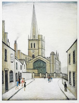 Lot 3003 - After Laurence Stephen Lowry RBA, RA (1887-1976)