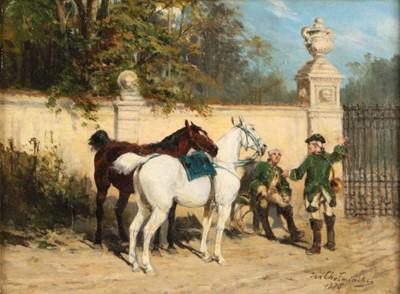Lot Jean van Chelminski (1851-1925)