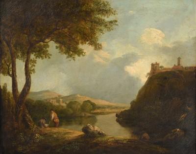 Lot Attributed to Richard Wilson RA (1714-1782)