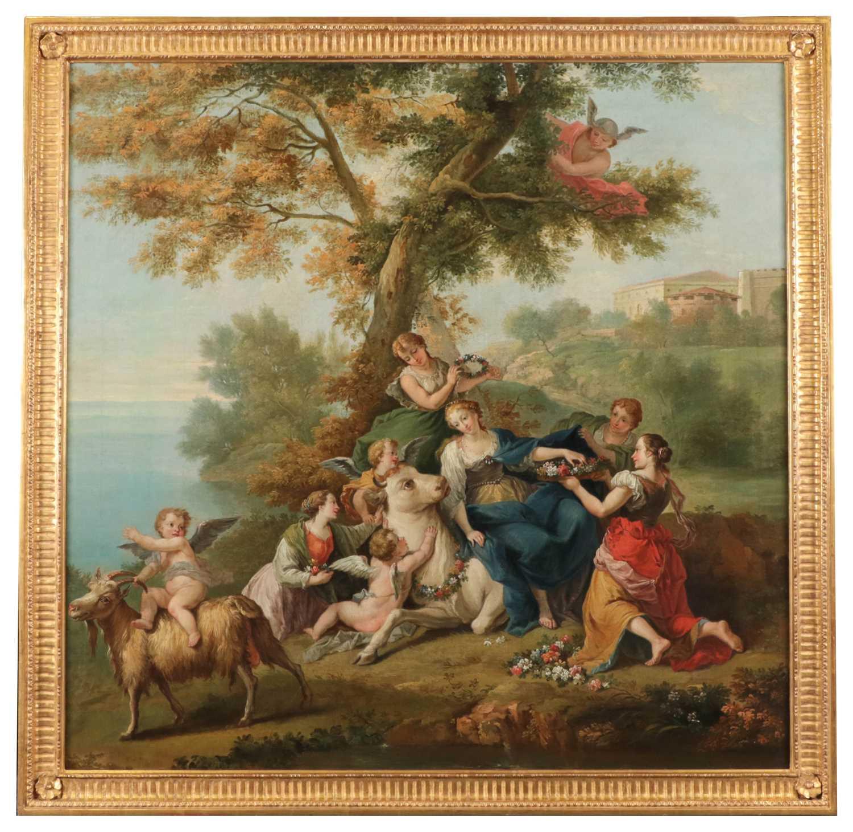Lot Circle of Jean-François de Troy (1679-1752)