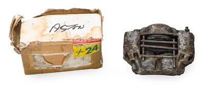Lot 74 - Aston Martin DB5/6: A Front Brake Calliper, boxed