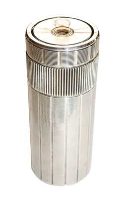 Lot 88 - A Dupont table lighter, with box and paperwork