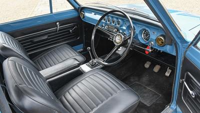 Lot 274 - 1966 Ford Cortina GT Registration number: GNT...
