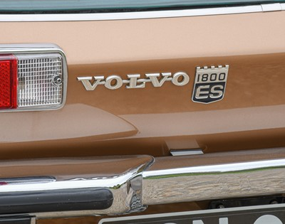 Lot 278 - 1972 Volvo P1800ES Registration number: CSN...