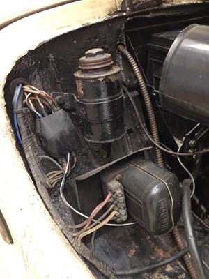 Lot 284 - 1936 Citroen Light 15 Roadster Chassis number:...