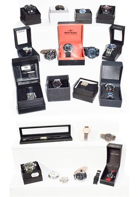 Lot 70 - A selection of designer and sports modern...