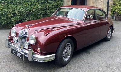 Lot 285 - 1961 Jaguar MK11 Saloon Concours Restoration...