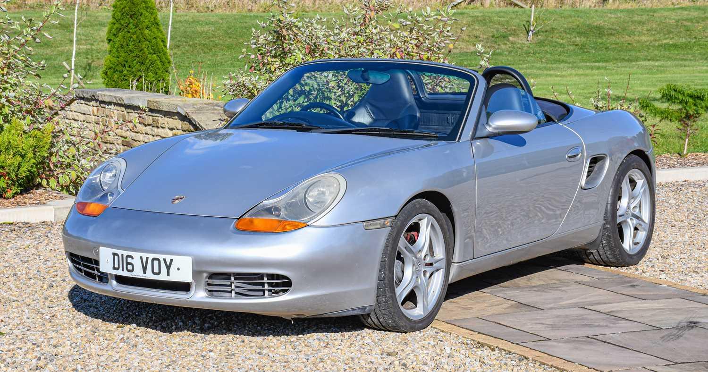 Lot 264 - 2002 Porsche Boxster S Registration number:...