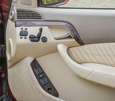 Lot 262 - 2003 Mercedes S320 CDI Auto Registration...