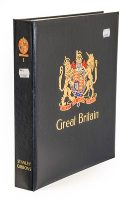 Lot Great Britain, an exhilarating mint and used...