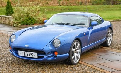 Lot 281 - 1999 TVR Cerbera Coupe Registration number:...