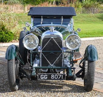 Lot 286 - 1932 Lagonda 3 Litre Sports Tourer...