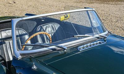 Lot 271 - 1964 MG B Registration number: DPU 303B Date...