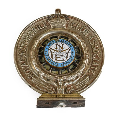 Lot 30 - Alkerton & Co: A Silver Plated Royal...
