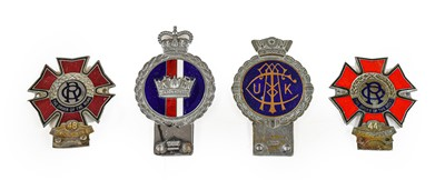 Lot 32 - J R Gaunt, London: A Chrome Plated and...